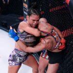 【Bellator259】日系ハワイアンのスミコ・イナバが、打撃を纏めてTKO勝ち。「オハナに感謝」