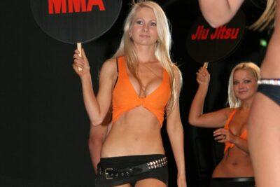 【Monday Ring Girl】Dojo KO「SECOND ELIMINATION」