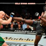 【UFC263】イスラエル・アデサニャ、危なげなしにヴェットーリからフルマーク判定勝ち防衛