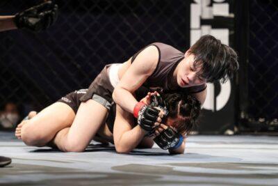 【Double GFC07】格闘代理戦争卒業生パク・ホビョンが超ド級の成長を見せ、アトム級チャンピオンに