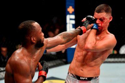 【UFC263】エドワーズに完敗も。最後=1/25分で商品価値を守ってしまうネイト、アッパレ