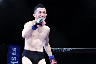 【DEEP102】フェザー級王者・牛久絢太郎に挑戦。中村大介のプロレスリング道─02─「MMAって生涯武道」