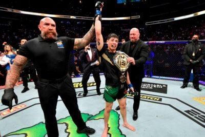 【UFC263】試合結果 アデサニャ防衛。フライ級はモレノが新王者に。マッキニー07秒初陣V