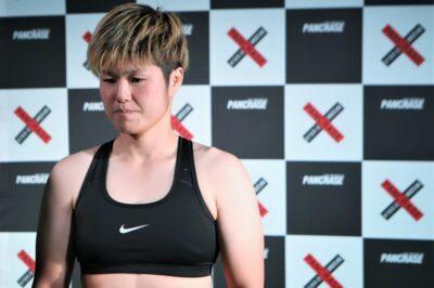 【DEEP101】DEEP初参戦、KINGレイナと対戦する東陽子─01─「教員になろうか、MMAをやろうか……」