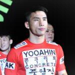 【ONE Full Blast02】ユン・チャンミンが、マーと韓中戦。モンゴル✖ハワイ、アマルサナーも出場