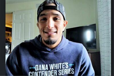 【UFC ESPN27】相手の正面に立たない男、エイドリアン・ヤネス─01─「ボクシングをクリアーに」