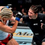 【UFC264】体重オーバーのアルダナが、クニツカヤをパウドアウト。「2度としない」と謝罪