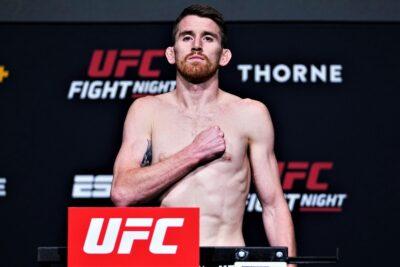 【UFC ESPN27】TJ・ディラショー戦へ、コリー・サンドハーゲン─02─「せめぎ合いになっても勝つのは僕」