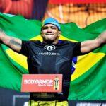 【UFC264】再出発、ジルベウト・ドゥリーニョ─02─「UFCファイター? ユーヤはUFC王者になれる」