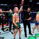 【UFC264】3百発3百中?! 異様にタフなモウティーニョに対し、被弾はほぼ無し──オマリー強し