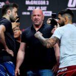 【UFC264】トプリアと対戦する、ライアン・ホール─02─「チャレンジできる人生。それがここいる理由」