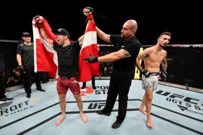 【UFC ESPN29】クレイ・グイダと戦う、マーク・マドセン─02─「オリンピアンはライフスタイル」