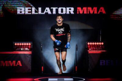 【Bellator265】ジェイジェイ・ウィルソン─02─「ピッチブルとライト級戦なら、AJはベルトを返上すべき」