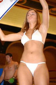 【Monday Ring Girl】Reality Fighting07「Alvarez vs Schlesinger」
