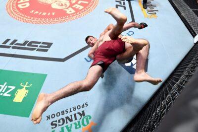 【DWCS S05 Ep02】ONEで活躍したムイン・ガフロフ、アンダードッグのアンヘリガーに判定負け