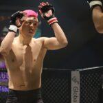 "<span class=""title"">【Gladiator015】フェザー級王座防衛戦=原口央と再戦へ。MIKE─02─「やっぱり、MMAが最高だなって」</span>"