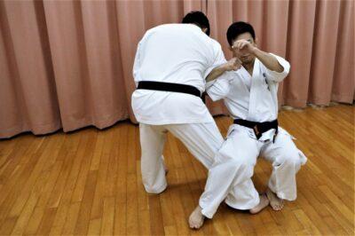 【Bu et Sports de combat】武術で勝つ。型の分解、サンチン編─最終回─外側に入る虎口、倒&極