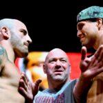 【UFC266】計量終了 ブライアン・オルテガ「ベルトなんてクソくらえ。お前の首を掻き切ってやる」