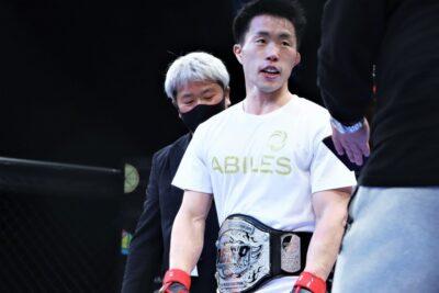 【DEEP103】伊藤裕樹と再戦。藤田大和─01─「伊藤選手に言いたい。僕を強くしてくれて、ありがとう」