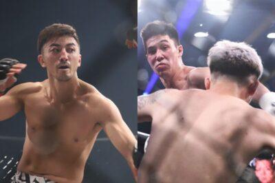 【Shooto2021#06】中村倫也に続け、職業MMAファイター=宇佐美正パトリックがプロ修斗初陣!!
