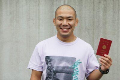 【Special】 NYへ戻る、嶋田裕太の決意「奥野さんのような人がいてくれたことは、自分の誇り」