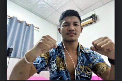 【Fight&Life】12月5日、DJとのMIX RULE戦に挑むロッタンが那須川天心に熱烈♡コール「ボクシングでも」