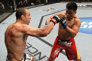 Cung Le vs Silva