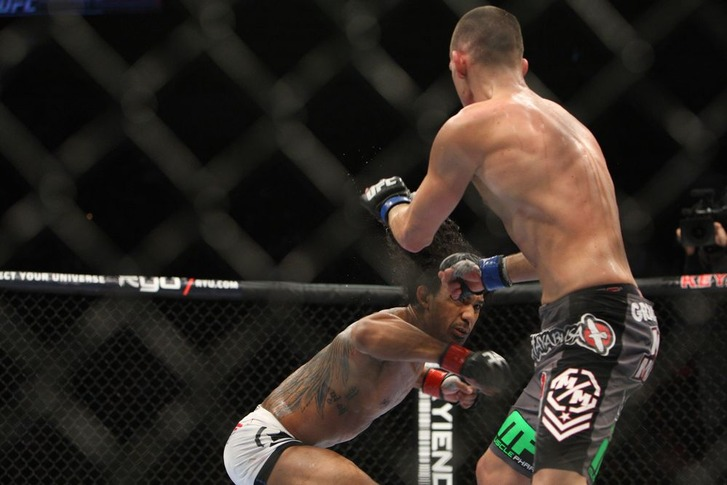 UFC#02 Benson Henderson vs Nate Diaz