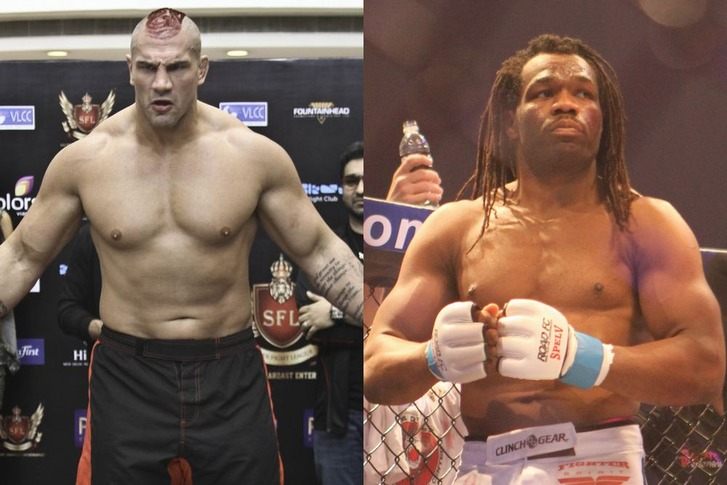 Thompson & Sokoudjou