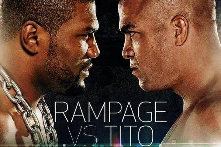 Rampage vs Tito
