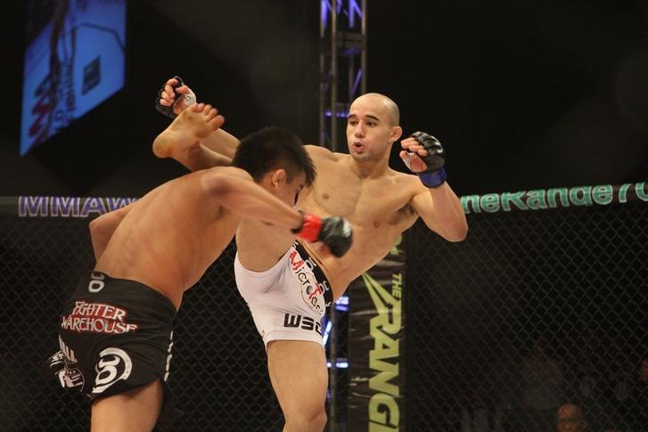 No UFC#07 Marlon Moraes vs Miguel Torres