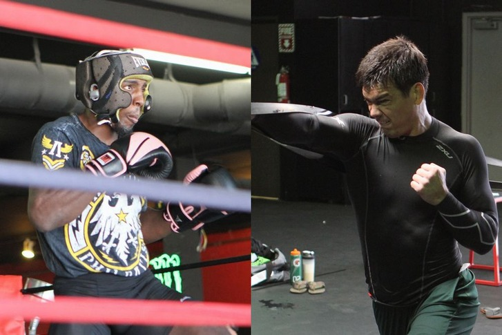 Davis vs Lyoto