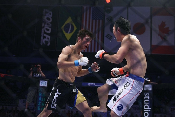 Sato vs Kim Soo-Chul