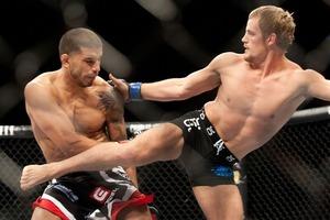 UFC#09 Gunnar Nelson vs DaMarques Johnson