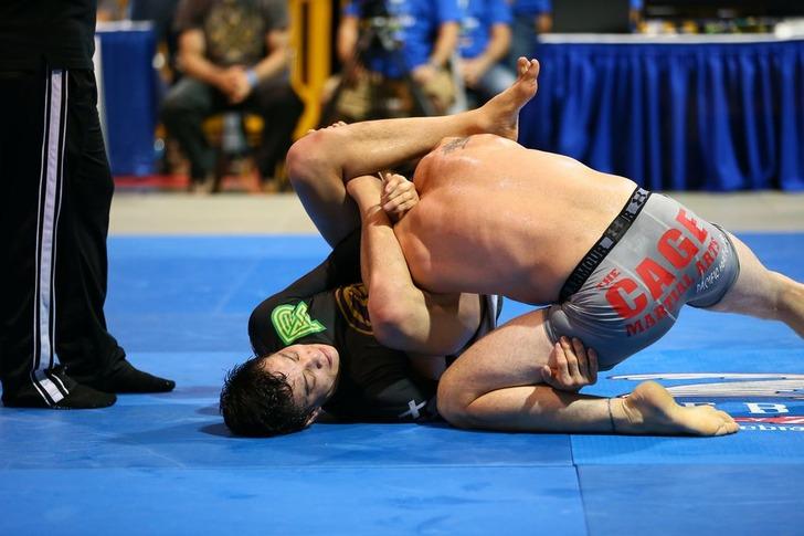 Jon Fitch vs Paulo Miyao