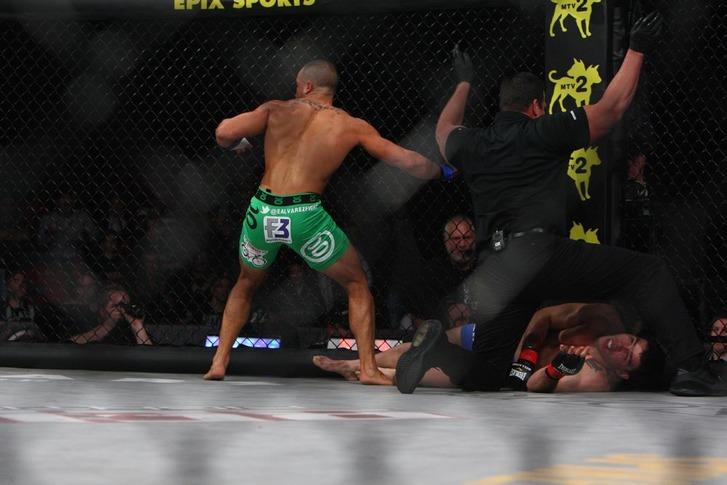 No UFC#01 Eddie Alvarez vs Patricky Fierre