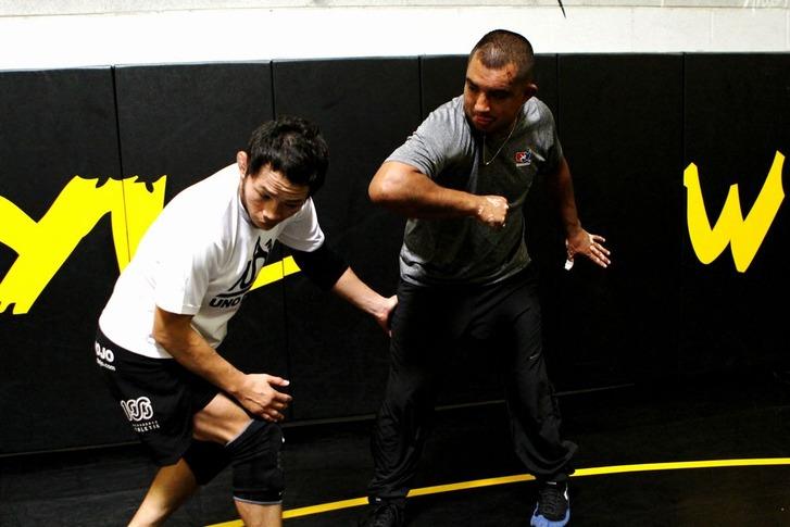 IZZY Style wrestling