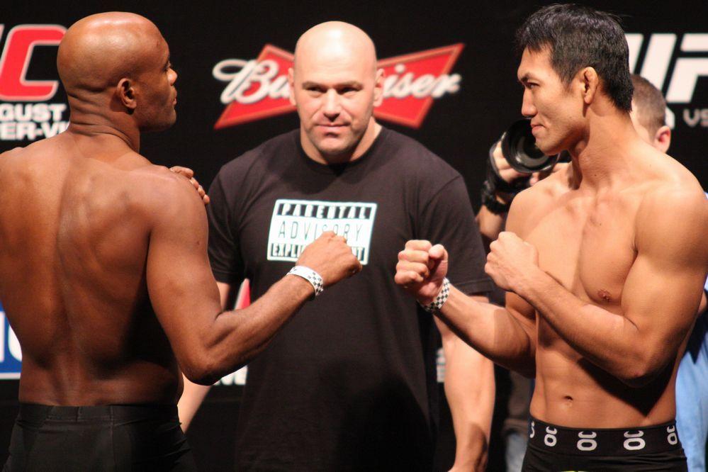 UFC134】アンデウソン・シウバ×...