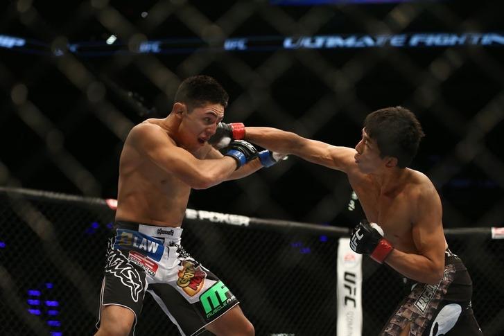 Mizugaki vs Perez