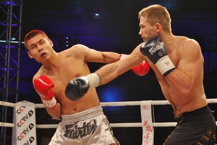 Kyshenko vs Wen Jindou