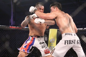 Sarmiento vs Seung Hwa han