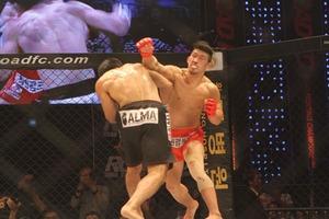 Kume vs Kim Chang Hyun