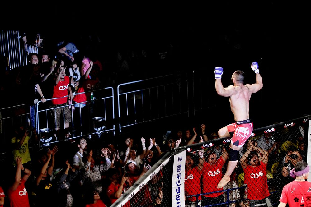 【Pancrase259】新ミドル級KOP安西信昌 「ウェルター級でUFCへ」   MMAPLANET