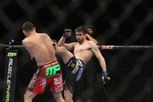UFC143