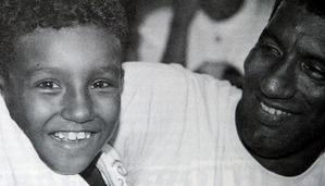 young Raoni