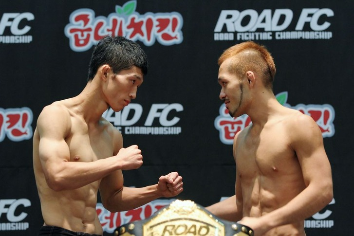 Song Min-jong vs Jo Nam-Jin