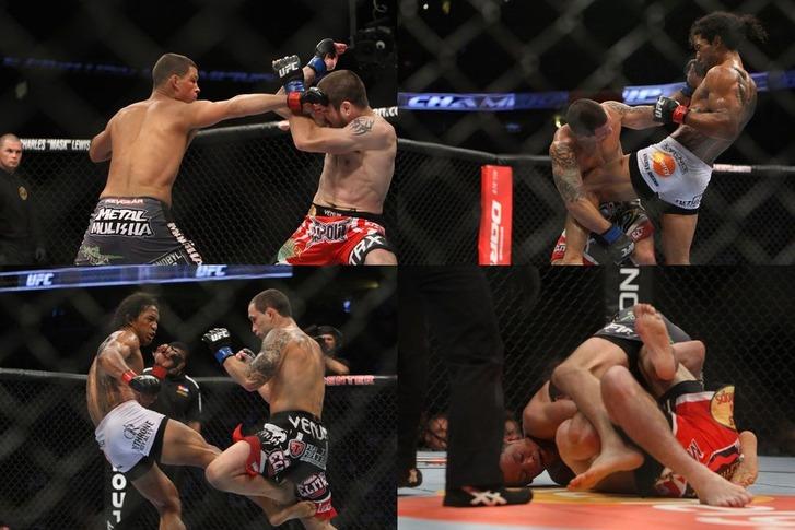 Henderson vs Diaz