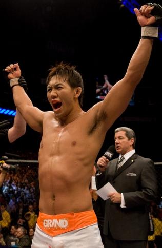 UFC92】岡見&長南、年末大会出...