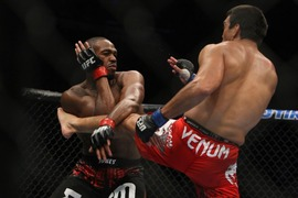 Jones vs Machida