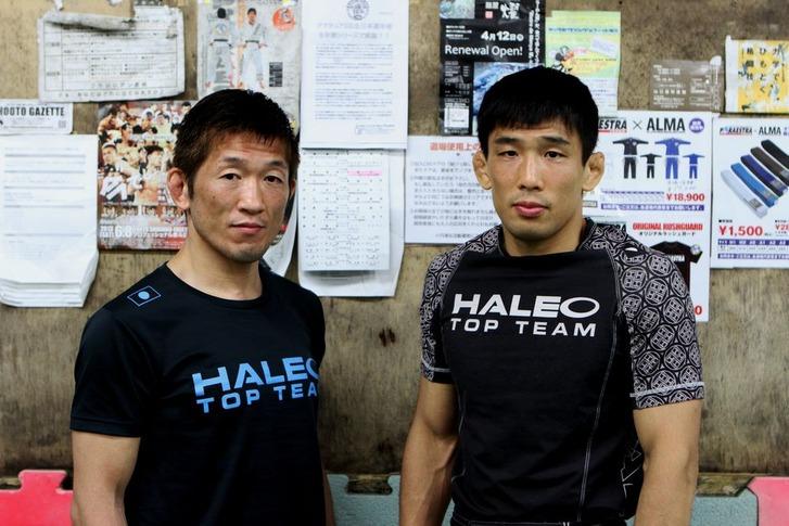 Yohei Suzuki & Masakatsu Ueda